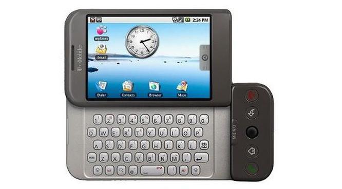 Nhìn lại chặng được 10 năm lịch sử phát triển của Android ảnh 2