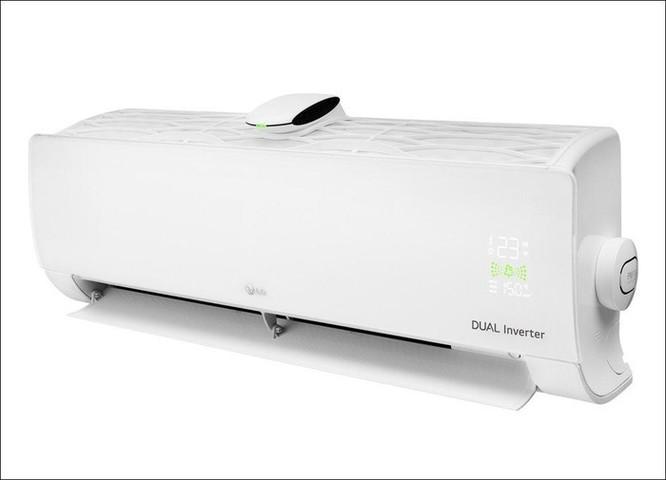 LG ra mắt máy lạnh LG Dual Cool Inverter APF tại Việt Nam, lọc sạch bụi bẩn lẫn vi khuẩn ảnh 1