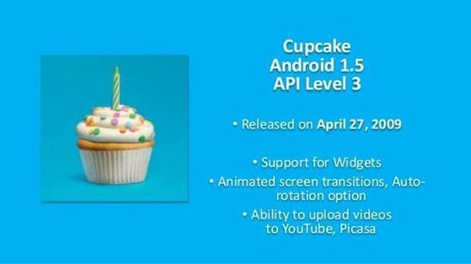 Nhìn lại chặng được 10 năm lịch sử phát triển của Android ảnh 3