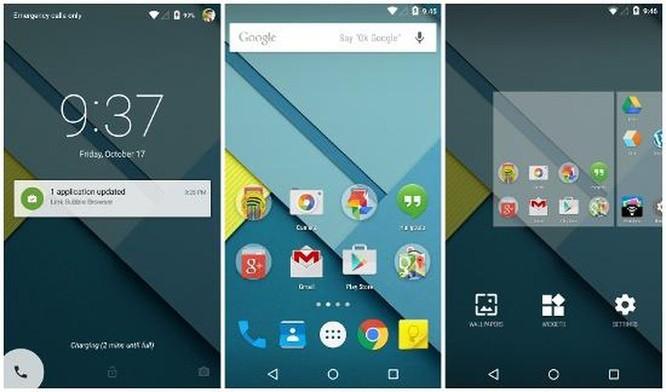 Nhìn lại chặng được 10 năm lịch sử phát triển của Android ảnh 12
