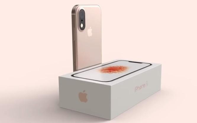 iPhone SE 2 xuất hiện trong bản dựng mới ảnh 5