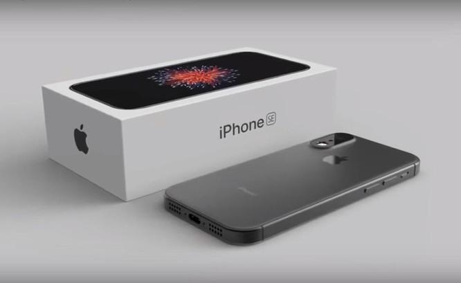 iPhone SE 2 xuất hiện trong bản dựng mới ảnh 1
