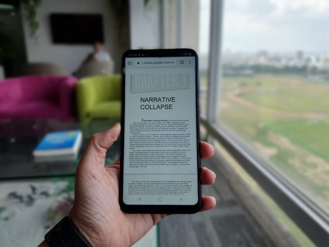 Galaxy M10 - màn hình đẹp, đọc sách, xem phim 'đã' tầm giá 3 triệu ảnh 4