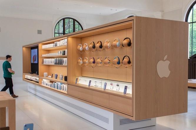Apple Store độc đáo nhất thế giới bên trong thư viện cổ 116 tuổi ảnh 4