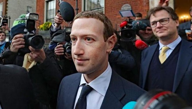 Mark Zuckerberg nói gì trước lời kêu gọi chia tách Facebook? ảnh 1
