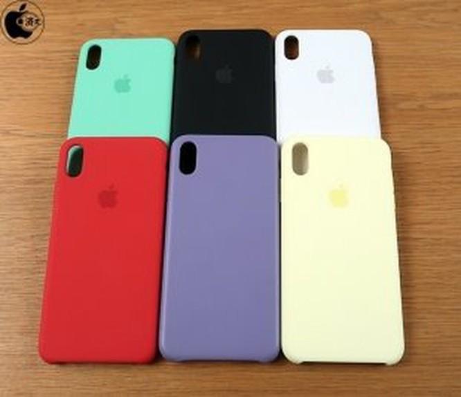 iPhone XR 2019 dùng bảng màu mới ảnh 2