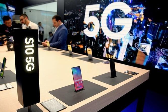 Số thuê bao sử dụng mạng 5G ở Hàn Quốc cán mốc 400.000 ảnh 1