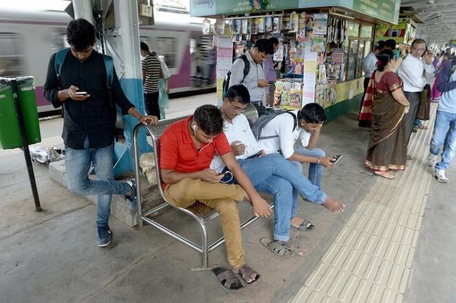 'Siêu ứng dụng' đua nhau nở rộ và càn quét Ấn Độ ảnh 1
