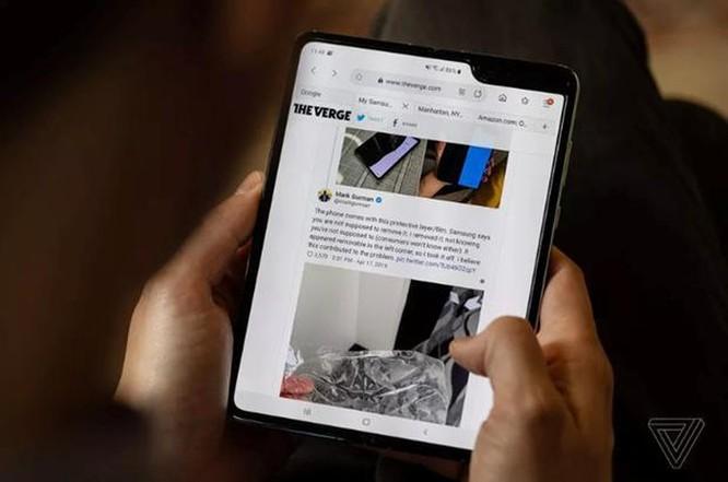 Samsung: Sẽ sớm công bố ngày phát hành mới Galaxy Fold ảnh 1