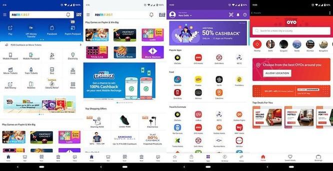 'Siêu ứng dụng' đua nhau nở rộ và càn quét Ấn Độ ảnh 2