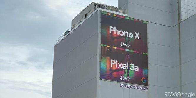 Google chê iPhone X nghìn USD chụp ảnh xấu hơn Pixel 3a 400 USD ảnh 1