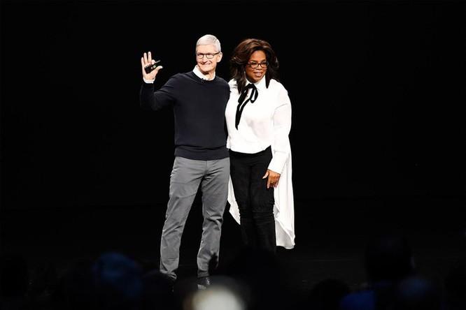 Tim Cook và hành trình tìm bản sắc cho Apple thời 'hậu iPhone' ảnh 11