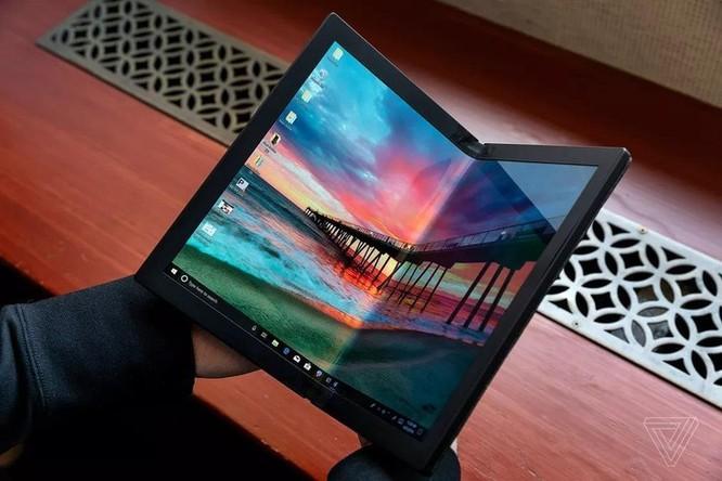 Đây là chiếc laptop màn hình gập đầu tiên trên thế giới ảnh 9