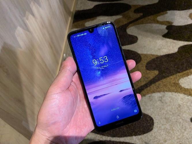HMD Global ra mắt Nokia 3.2 tại Việt Nam ảnh 2