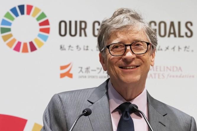 Trong 100 phút, Bill Gates kiếm tiền bằng người khác cật lực cả đời ảnh 1