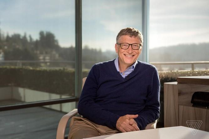 Trong 100 phút, Bill Gates kiếm tiền bằng người khác cật lực cả đời ảnh 8