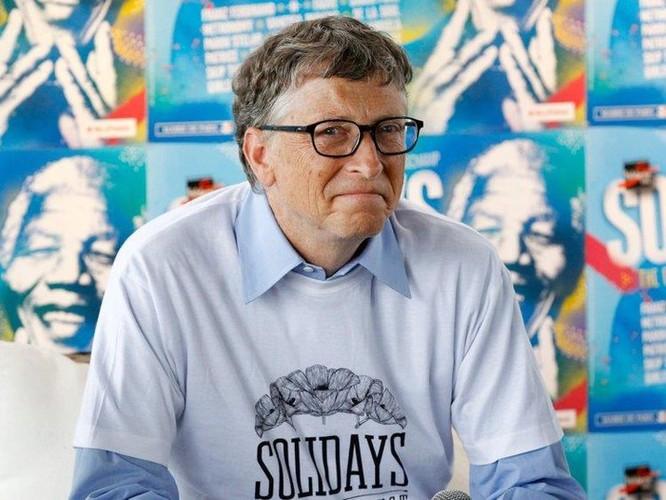 Trong 100 phút, Bill Gates kiếm tiền bằng người khác cật lực cả đời ảnh 3