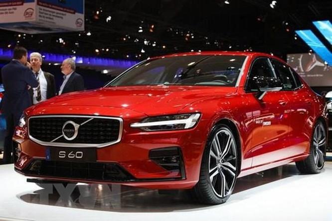 Volvo ký thỏa thuận mua pin ô tô điện dài hạn với các công ty châu Á ảnh 1