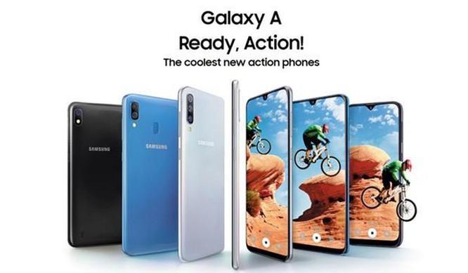 Dòng điện thoại Galaxy A mang về cho Samsung hơn 1 tỷ USD ở Ấn Độ ảnh 1
