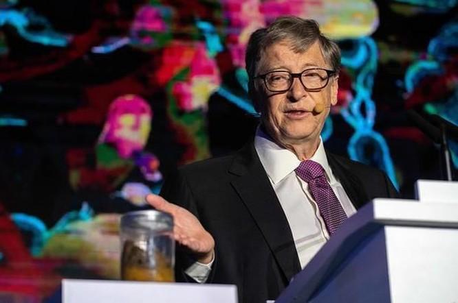 Trong 100 phút, Bill Gates kiếm tiền bằng người khác cật lực cả đời ảnh 11