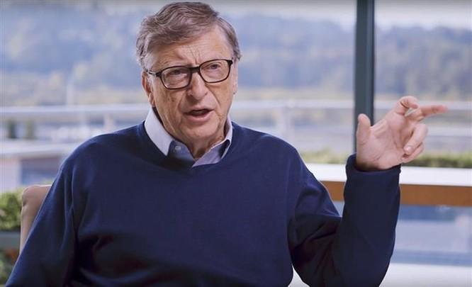 Trong 100 phút, Bill Gates kiếm tiền bằng người khác cật lực cả đời ảnh 2