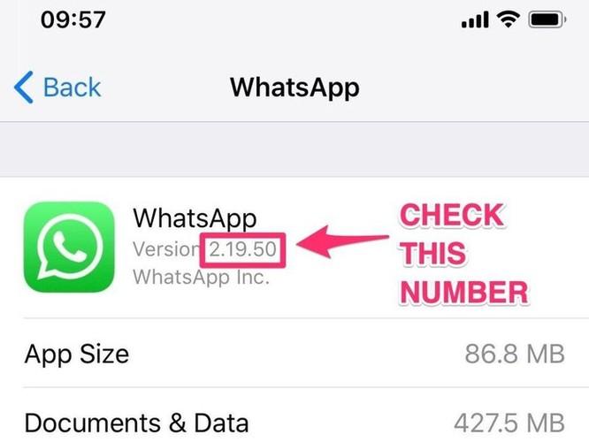 WhatsApp khuyến cáo người dùng cập nhật bản mới nhất sau vụ hack ảnh 4