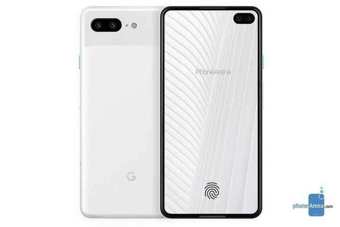 Google Pixel 4 loại bỏ phím cứng, thiết kế thay đổi ngoạn mục? ảnh 1