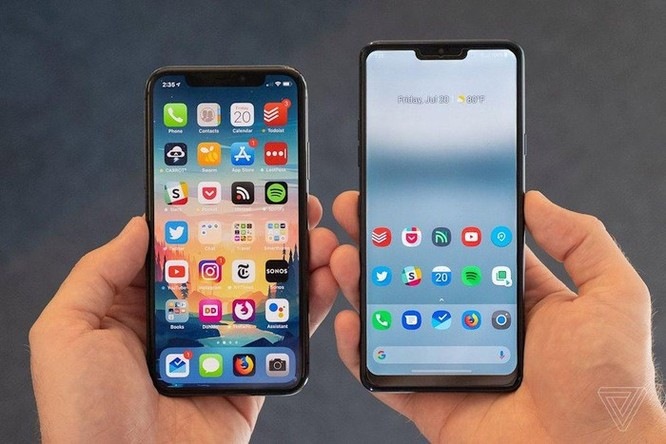 iPhone cần làm gì để theo kịp Android? ảnh 4