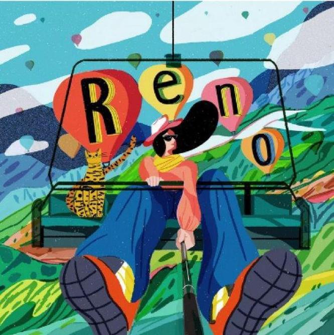 Oppo Reno ra mắt Việt Nam ngày 6/6, nhấn mạnh khả năng sáng tạo ảnh 6