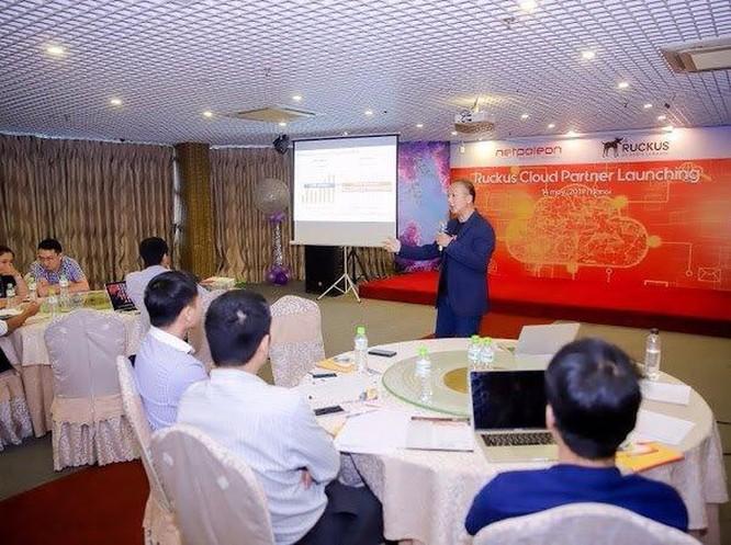 Giải pháp Ruckus Cloud Wi-fi đã có mặt tại Việt Nam ảnh 2