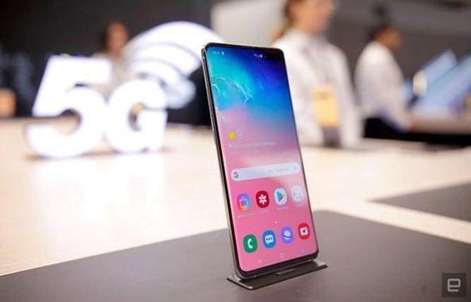 Samsung phát hành điện thoại Galaxy S10 5G ở thị trường Mỹ ảnh 1
