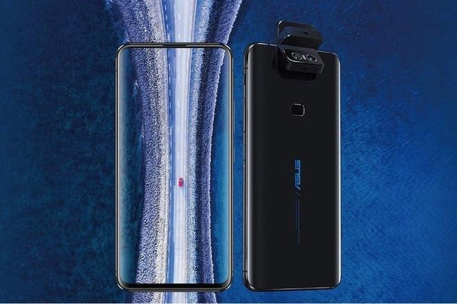 Asus ZenFone 6 tích hợp máy ảnh xoay 48MP, pin 5.000mAh ảnh 1