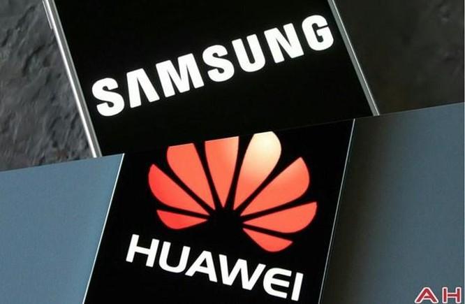 Samsung, Huawei đạt thỏa thuận 'đình chiến' pháp lý kéo dài nhiều năm ảnh 1