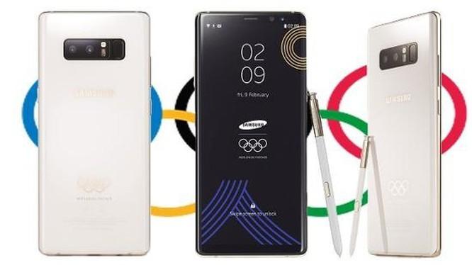 Ngắm Samsung Galaxy S10 Plus Olympic Games Edition ảnh 2