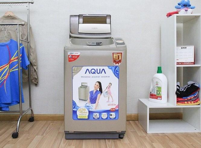 Mã lỗi máy giặt Aqua và cách xử lý được chia sẻ ảnh 1