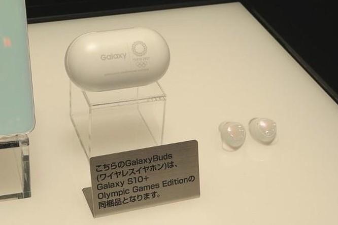 Ngắm Samsung Galaxy S10 Plus Olympic Games Edition ảnh 6