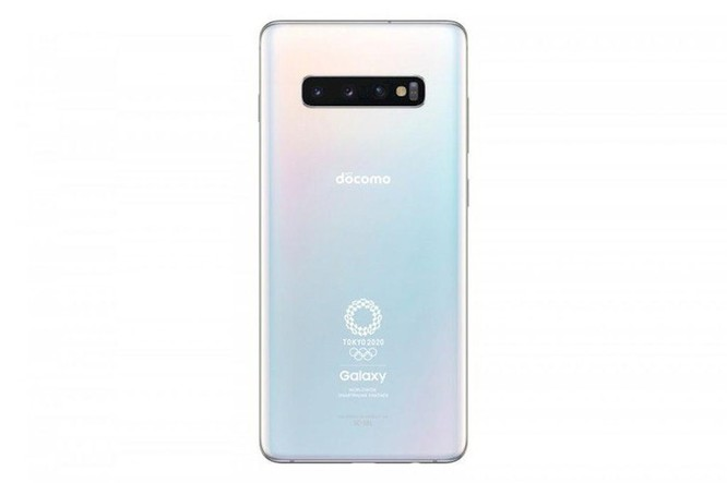 Samsung công bố Galaxy S10+ bản đặc biệt Thế vận hội Mùa hè 2020 ảnh 1