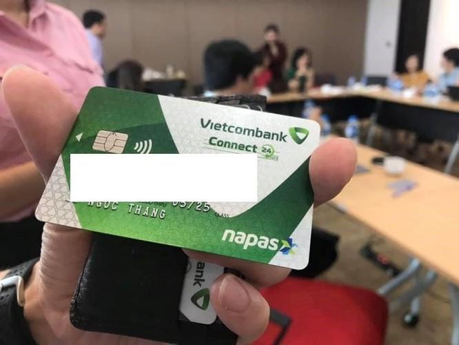 Cuối năm 2019, 21 triệu thẻ ATM sẽ chuyển đổi sang thẻ chip ảnh 1