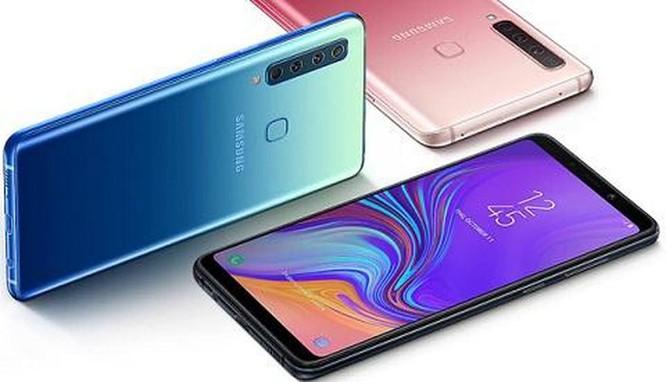 Samsung Galaxy A9 giảm giá mạnh tới 4,2 triệu đồng ảnh 1