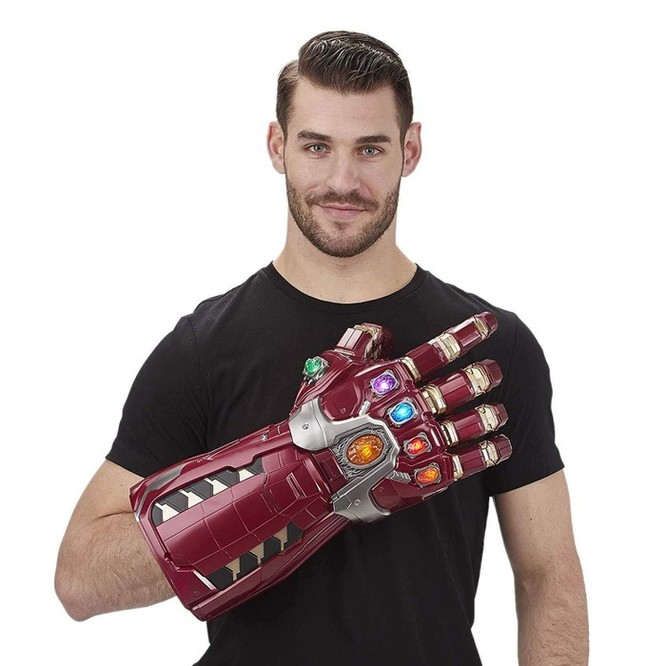 Bỏ 100 USD, bạn có thể thực hiện cú búng tay thần thánh của Thanos ảnh 1