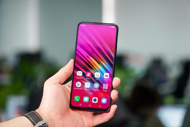 Loạt smartphone tầm trung màn hình lớn đáng chú ý tại VN ảnh 5