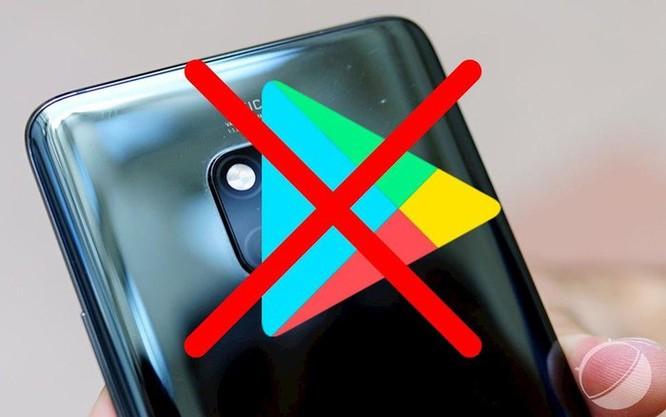Google chính thức xác nhận người dùng Huawei hiện tại vẫn vào được Play Store ảnh 1