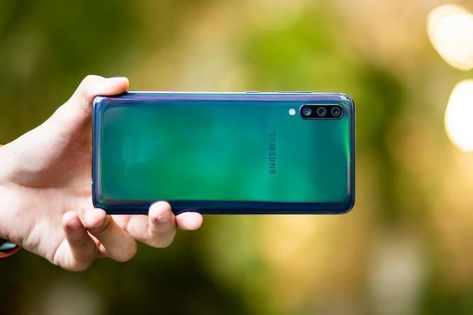 Bí quyết chụp đẹp 'không trượt phát nào' với Galaxy A70 ảnh 4