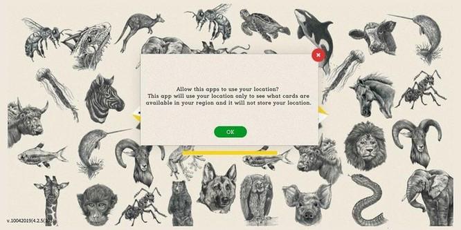 Hướng dẫn tạo hình chiếu động vật 4D đang được cư dân mạng thi nhau làm ảnh 2