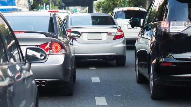 Ngồi trên ôtô, người dân Mỹ mất hàng trăm tỷ USD mỗi năm ảnh 2