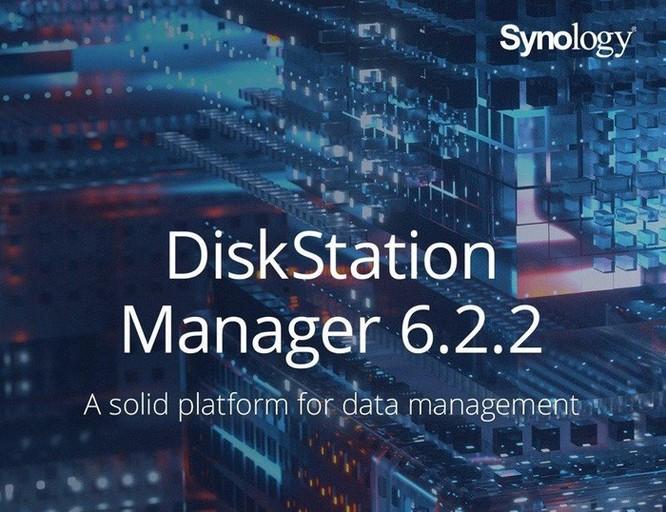Synology ra mắt hệ điều hành DiskStation Manager 6.2.2 phục vụ quản lý dữ liệu ảnh 1