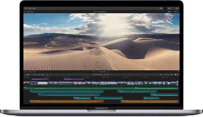 Apple bất ngờ ra mắt MacBook Pro lõi tám cùng bàn phím mới ảnh 1