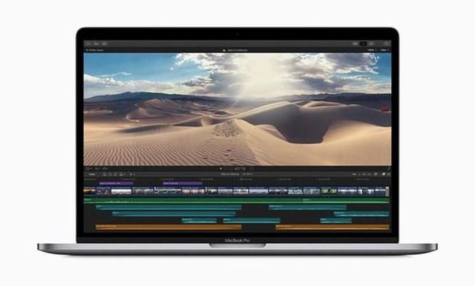 Apple phát hành các mẫu máy tính MacBook Pro với bàn phím mới ảnh 1