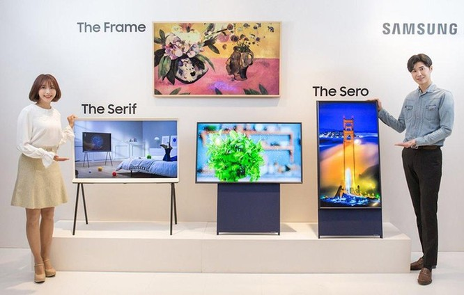 Cuộc chiến TV: LG vẫn trung thành với OLED khi Samsung mở rộng các công nghệ màn hình khác ảnh 3