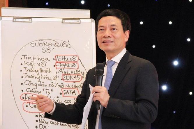 Ngành phần mềm phải là hạt nhân để chuyển đổi nền kinh tế Việt Nam sang kinh tế số ảnh 2